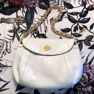 White Antonio Melani handbag